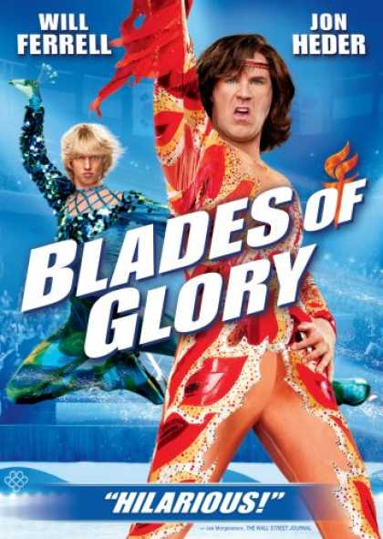 Bestselling Movies (2007) - Blades of Glory (Full Screen Edition)