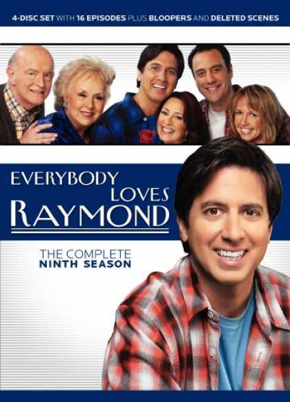Bestselling Movies (2007) - Everybody Loves Raymond - The Complete Ninth Season