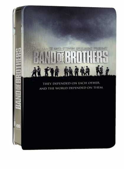 Bestselling Movies (2007) - Band of Brothers by David Frankel
