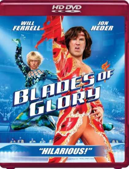 Bestselling Movies (2007) - Blades of Glory [HD DVD]
