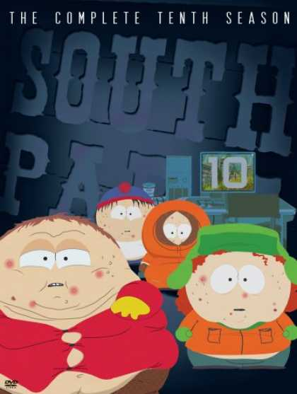 Bestselling Movies (2007) - South Park - The Complete Tenth Season