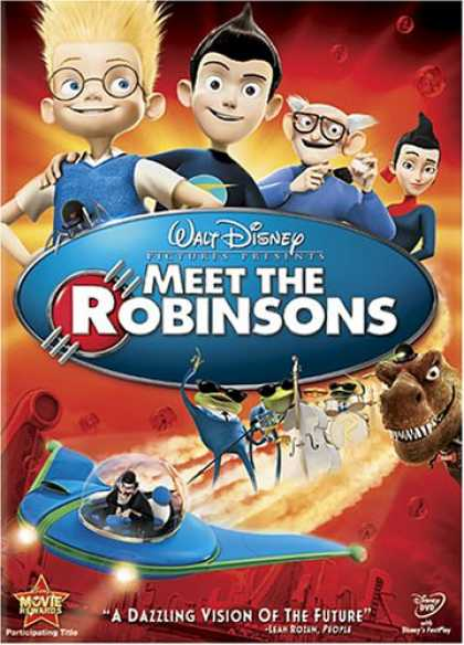 Bestselling Movies (2007) - Meet the Robinsons by Stephen J. Anderson