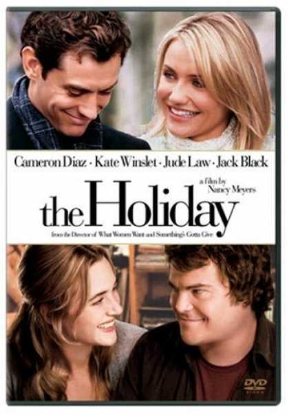 Bestselling Movies (2007) - The Holiday by Nancy Meyers