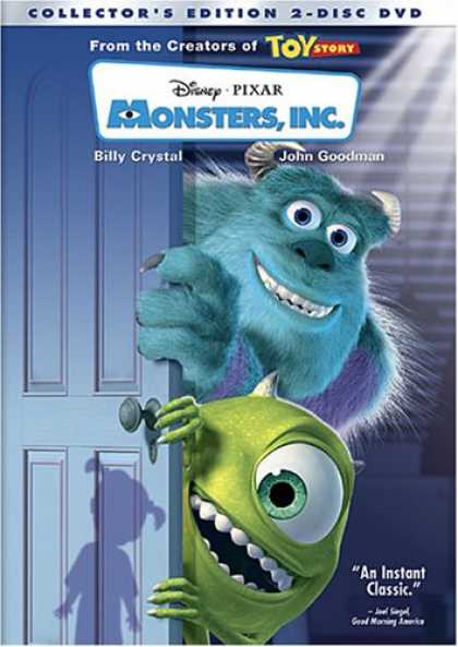 Bestselling Movies (2007) - Monsters, Inc. (Two-Disc Collector's Edition) by Peter Docter
