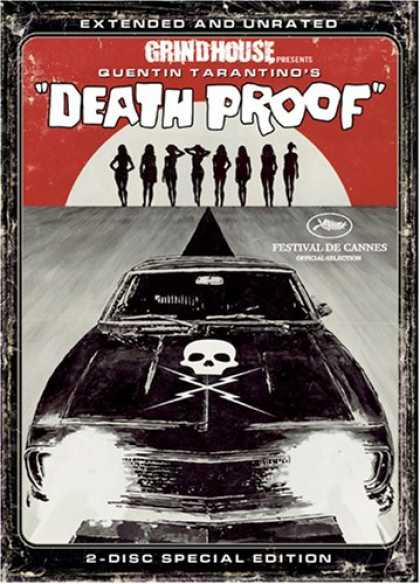 Bestselling Movies (2007) - Grindhouse Presents, Death Proof - Extended and Unrated (Two-Disc Special Editio