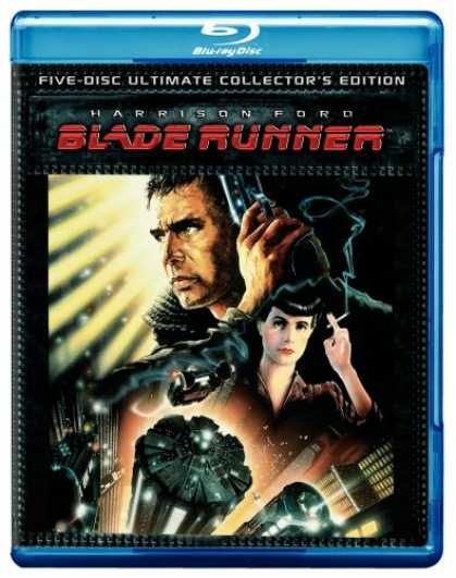Bestselling Movies (2007) - Blade Runner (Five-Disc Complete Collector's Edition) [Blu-ray] by Ridley Scott