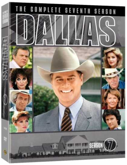 Bestselling Movies (2007) - Dallas - The Complete Seventh Season