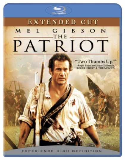 Bestselling Movies (2007) - The Patriot (Extended Cut) [Blu-ray] by Roland Emmerich