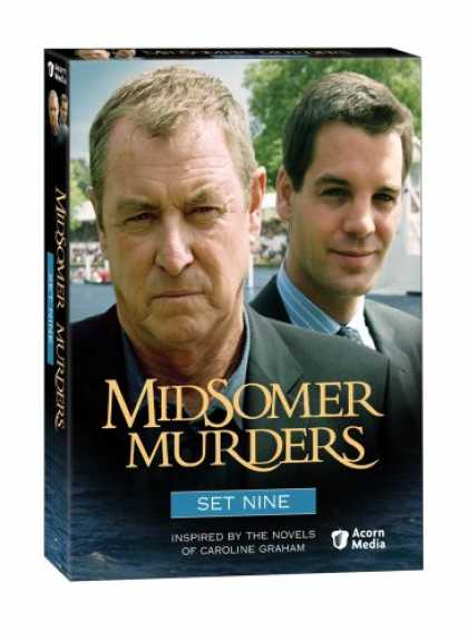 Bestselling Movies (2007) - Midsomer Murders Set 9