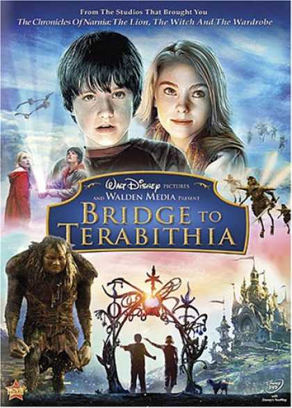 Bestselling Movies (2007) - Bridge to Terabithia (Widescreen Edition) by Gabor Csupo
