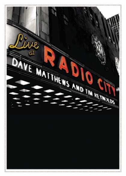 Bestselling Movies (2007) - Dave Matthews & Tim Reynolds: Live at Radio City Music Hall