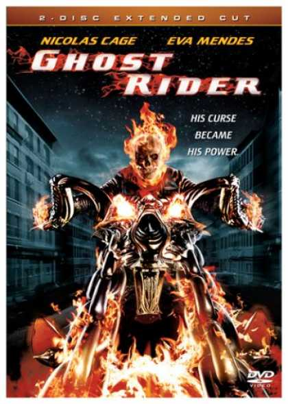 Bestselling Movies (2007) - Ghost Rider (Two-Disc Extended Cut) by Mark Steven Johnson