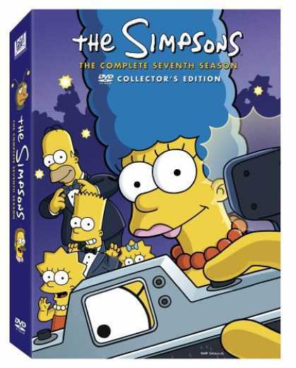 Bestselling Movies (2007) - The Simpsons - The Complete Seventh Season