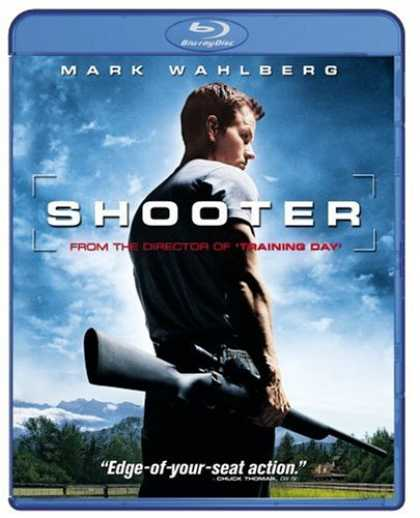 Bestselling Movies (2007) - Shooter [Blu-ray] by Antoine Fuqua