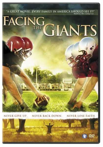Bestselling Movies (2007) - Facing the Giants (Widescreen)