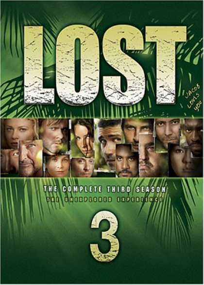 Bestselling Movies (2007) - Lost - The Complete Third Season
