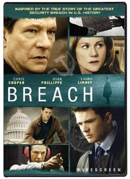 Bestselling Movies (2007) - Breach (Widescreen Edition) by Billy Ray