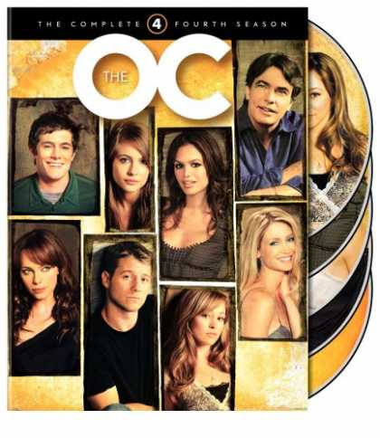 Bestselling Movies (2007) - The O.C. - The Complete Fourth Season