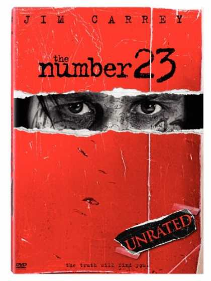Bestselling Movies (2007) - The Number 23 (Unrated Infinifilm Edition) by Joel Schumacher