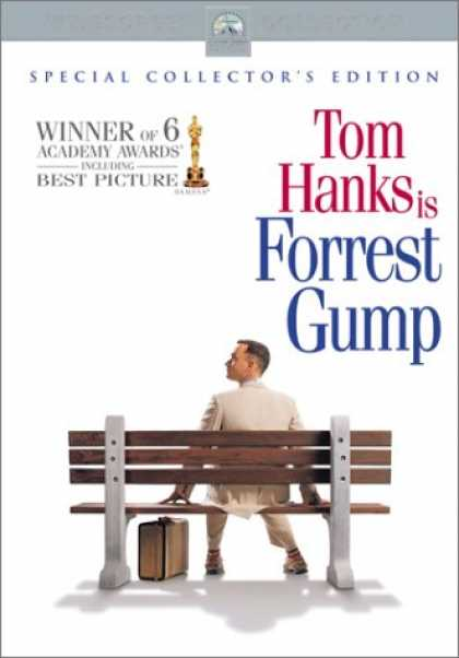 Bestselling Movies (2007) - Forrest Gump (Two-Disc Special Collector's Edition)