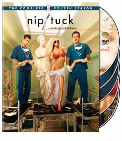 Bestselling Movies (2007) - Nip/Tuck - The Complete Fourth Season