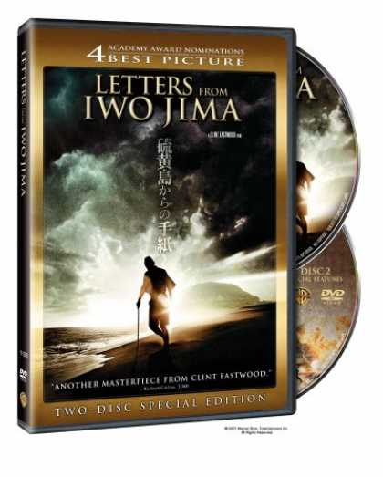 Bestselling Movies (2007) - Letters from Iwo Jima (Two-Disc Special Edition) by Clint Eastwood