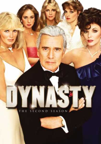 Bestselling Movies (2007) - Dynasty - The Second Season by Gabrielle Beaumont
