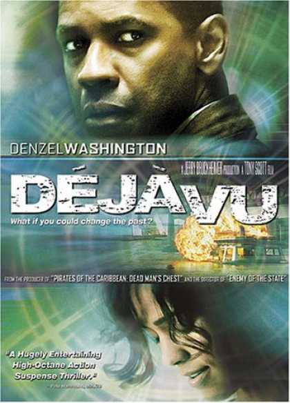 Bestselling Movies (2007) - Deja Vu by Tony Scott