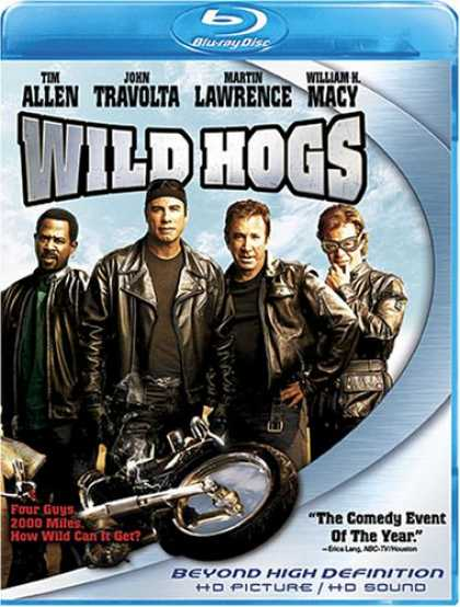 Bestselling Movies (2007) - Wild Hogs [Blu-ray] by Walter Becker