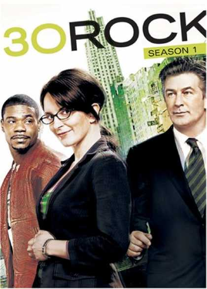Bestselling Movies (2007) - 30 Rock - Season 1