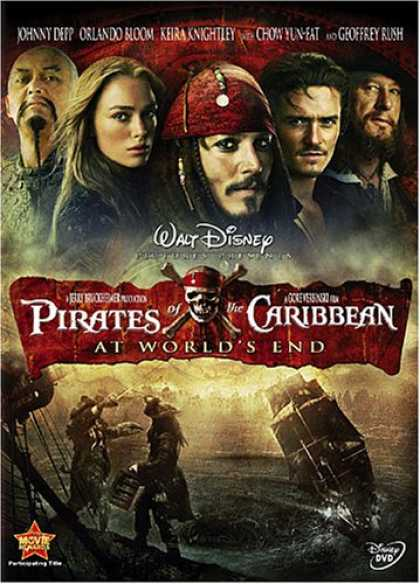 Bestselling Movies (2007) - Pirates of the Caribbean - At World's End (Widescreen Edition)