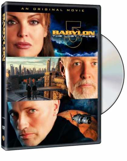 Bestselling Movies (2007) - Babylon 5 - The Lost Tales by J. Michael Straczynski