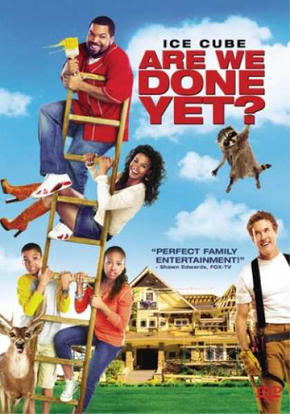 Bestselling Movies (2007) - Are We Done Yet? by Steve Carr (III)