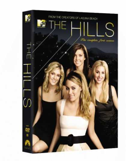 Bestselling Movies (2007) - The Hills - The Complete First Season