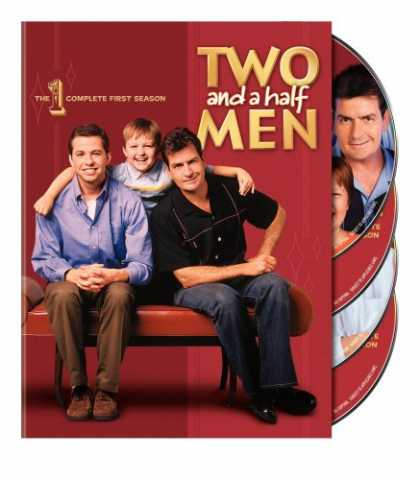 Bestselling Movies (2007) - Two and a Half Men - The Complete First Season