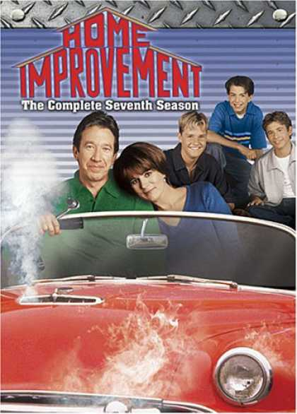 Bestselling Movies (2007) - Home Improvement - The Complete Seventh Season