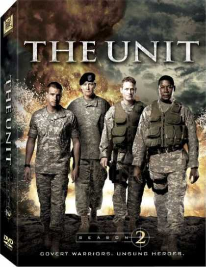 Bestselling Movies (2007) - The Unit - The Complete Second Season