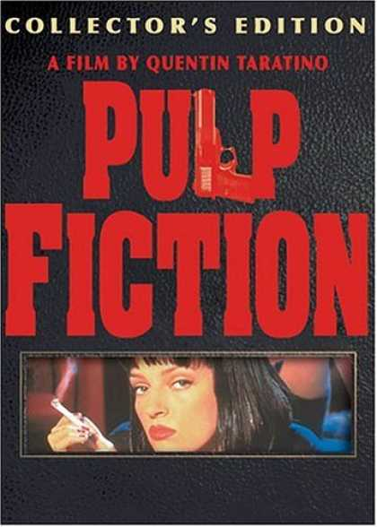 Bestselling Movies (2007) - Pulp Fiction (Two-Disc Collector's Edition)