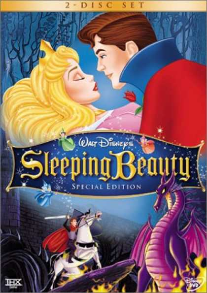 Bestselling Movies (2007) - Sleeping Beauty (2-Disc Special Edition) by Les Clark