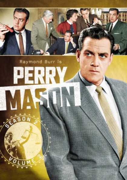 Bestselling Movies (2007) - Perry Mason: The Second Season Vol 2