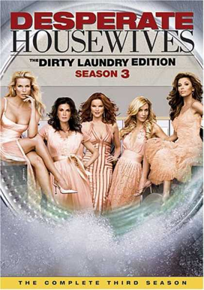 Bestselling Movies (2007) - Desperate Housewives - The Complete Third Season