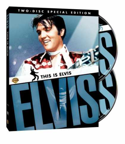 Bestselling Movies (2007) - This Is Elvis (Two-Disc Special Edition) by Andrew Solt