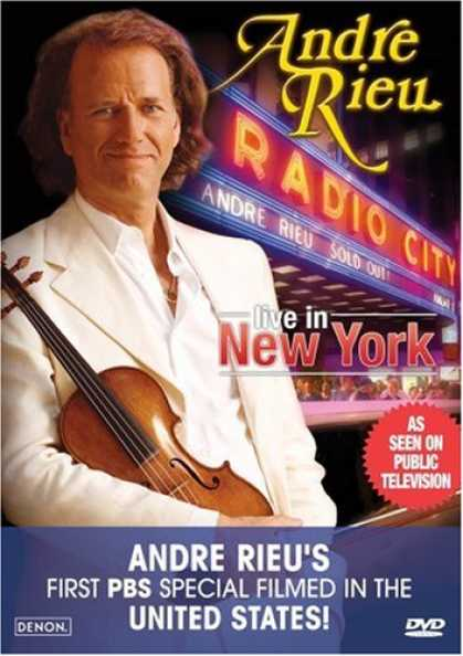 Bestselling Movies (2007) - Andre Rieu: Live at Radio City