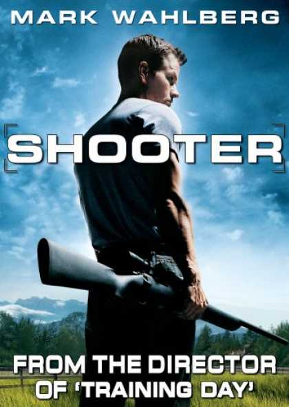 Bestselling Movies (2007) - Shooter (Full Screen Edition) by Antoine Fuqua