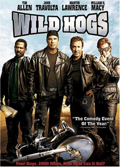 Bestselling Movies (2007) - Wild Hogs (Widescreen Edition) by Walt Becker