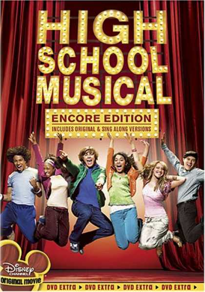 Bestselling Movies (2007) - High School Musical (Encore Edition) by Kenny Ortega