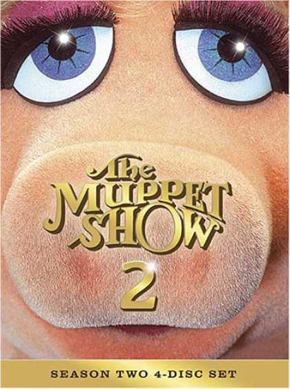 Bestselling Movies (2007) - The Muppet Show - Season Two