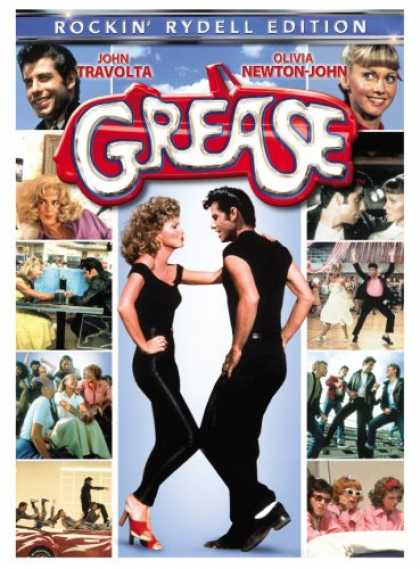 Bestselling Movies (2007) - Grease (Rockin' Rydell Edition) by Randal Kleiser