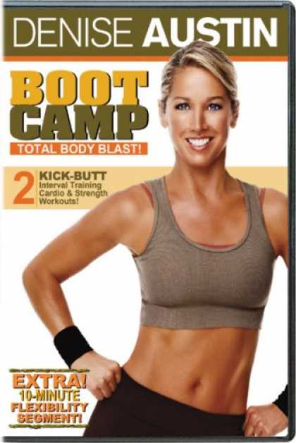 Bestselling Movies (2007) - Denise Austin: Boot Camp - Total Body Blast