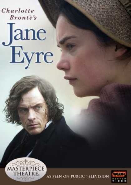 Bestselling Movies (2007) - Jane Eyre (Masterpiece Theatre, 2006) by Susanna White